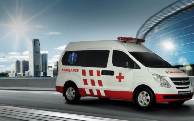 Starex Ambulance